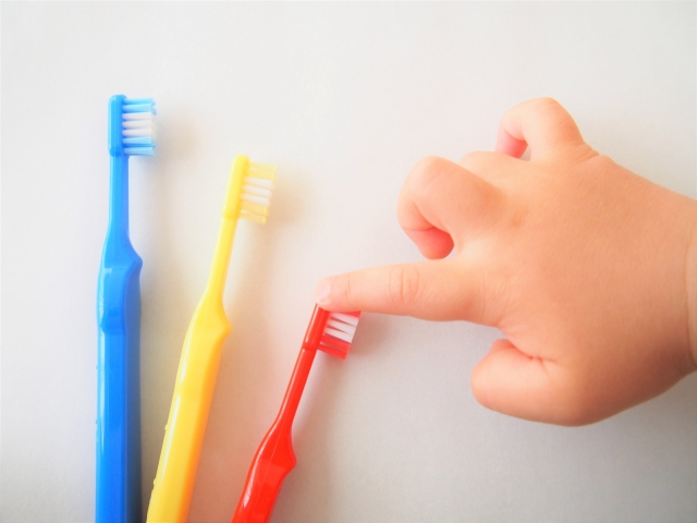 ブラッシング指導・歯ブラシの選び方指導