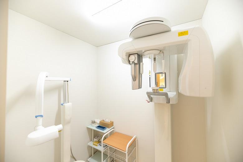歯科用パノラマX線撮影装置
