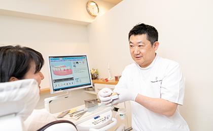 当院の予防歯科の特徴